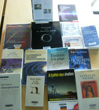 Livres art science