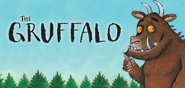 The gruffalo une