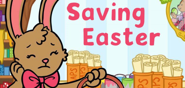 Saving Easter une