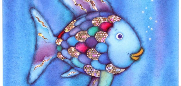 The Rainbow fish une